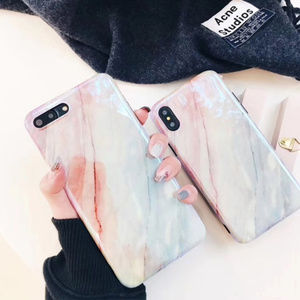 NEW iPhone XS/X/7/8/Plus Shining Marble case